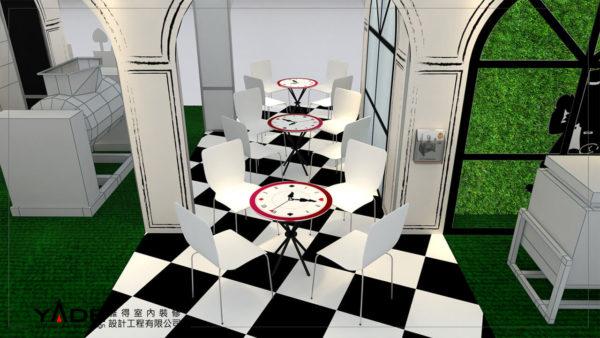 展覽設計 展場設計 食品機械展