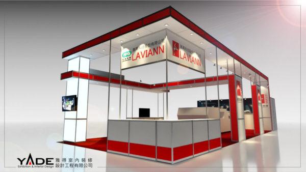 展覽設計 展場設計 機械展